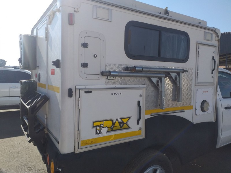 Used Toyota Hilux CAMPER VEHICLE for sale in Mpumalanga