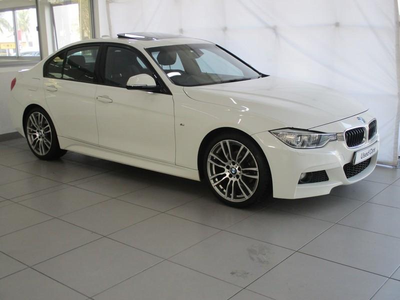 2015 BMW 3 Series 320i M Sport Auto Kwazulu Natal_0