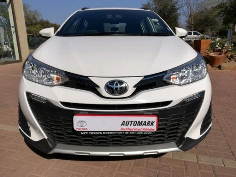 2019 Toyota Yaris 1.5 Cross 5-Door Limpopo Hoedspruit_0