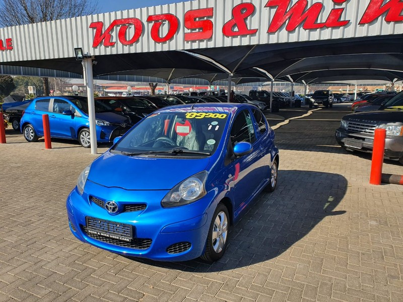 Used Toyota Aygo 1 0 Wild 3dr for sale in Gauteng - Cars co