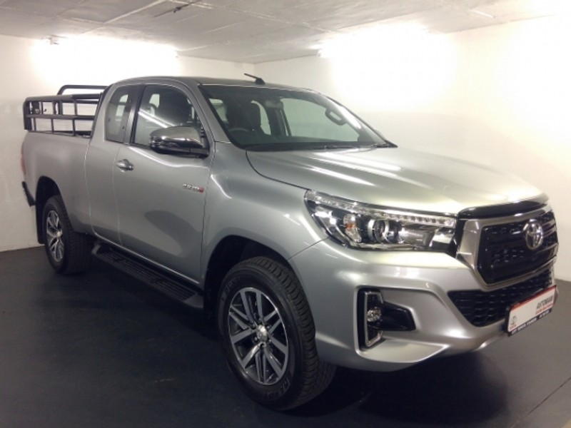 2019 Toyota Hilux 2.8 GD-6 RB Raider 4X4 Auto PU ECAB Limpopo Tzaneen_0