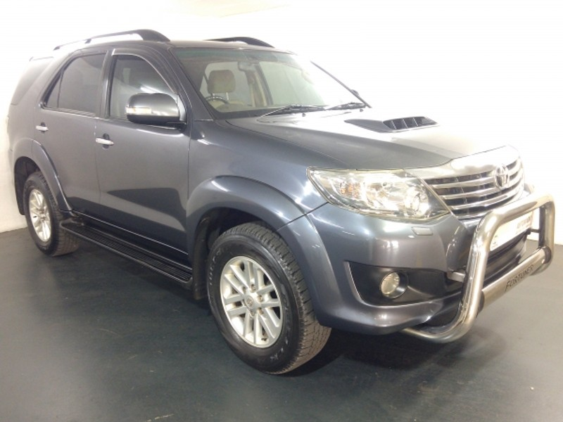 2012 Toyota Fortuner 3.0d-4d Rb At  Limpopo Tzaneen_0