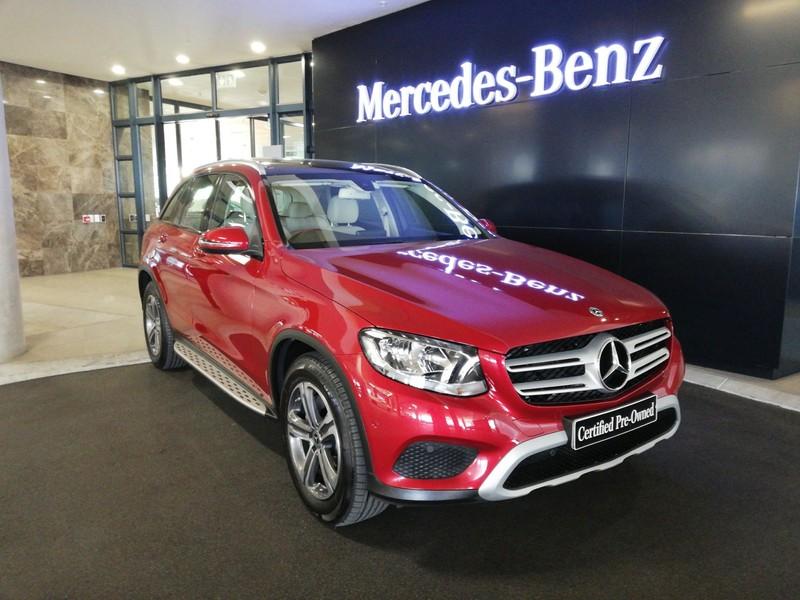 2019 Mercedes-Benz GLC COUPE 220d AMG Gauteng Sandton_0
