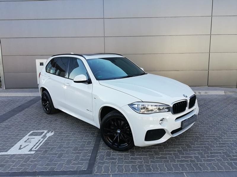 2016 BMW X5 xDRIVE30d M-Sport Auto North West Province Rustenburg_0