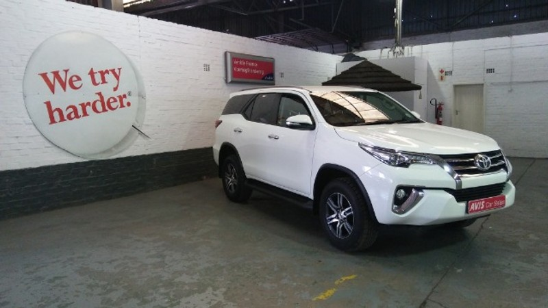 2018 Toyota Fortuner 2.4GD-6 RB Auto Western Cape Bellville_0