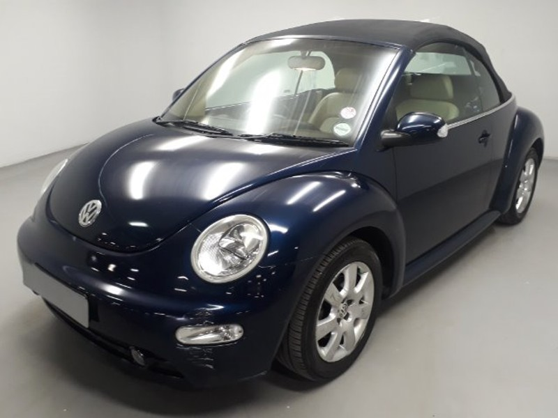 2003 Volkswagen Beetle 2.0 Cabriolet  Western Cape Cape Town_0
