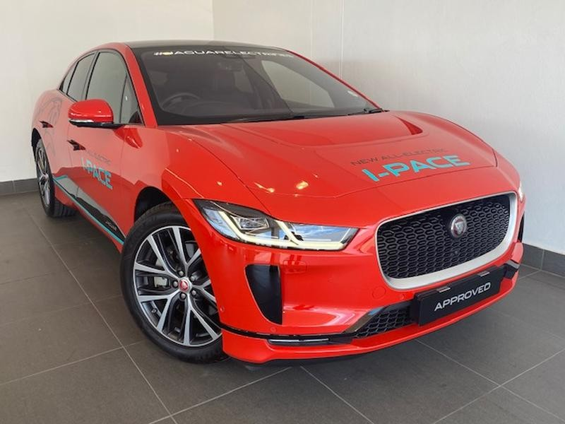 2019 Jaguar I-Pace First Edition 90KWh 294KW Gauteng Johannesburg_0