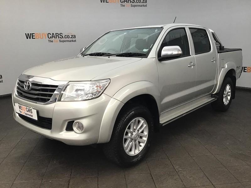 2014 Toyota Hilux 2.7 Vvti Raider Rb Pu Dc  Gauteng Centurion_0