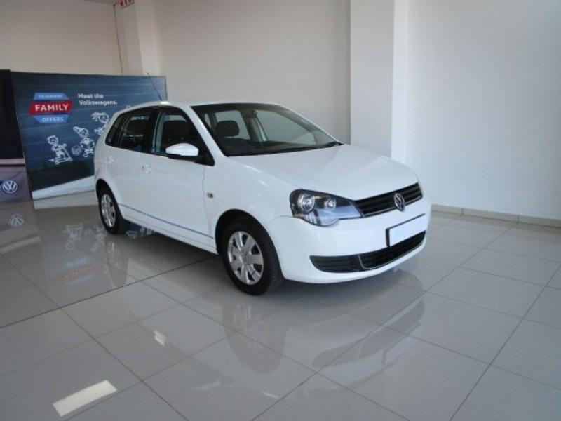 2014 Volkswagen Polo Vivo GP 1.4 Trendline 5-Door Northern Cape Kuruman_0