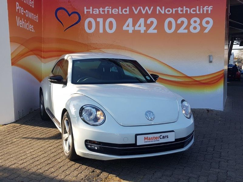 2013 Volkswagen Beetle 1.4 Tsi Sport  Gauteng Randburg_0