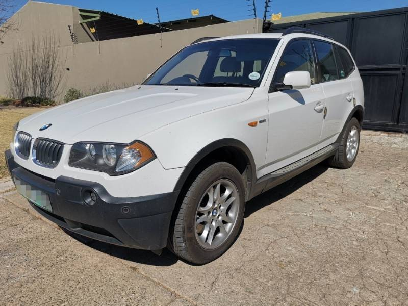 Used Bmw X3 2 5i A T For Sale In Gauteng Cars Co Za Id 5012736