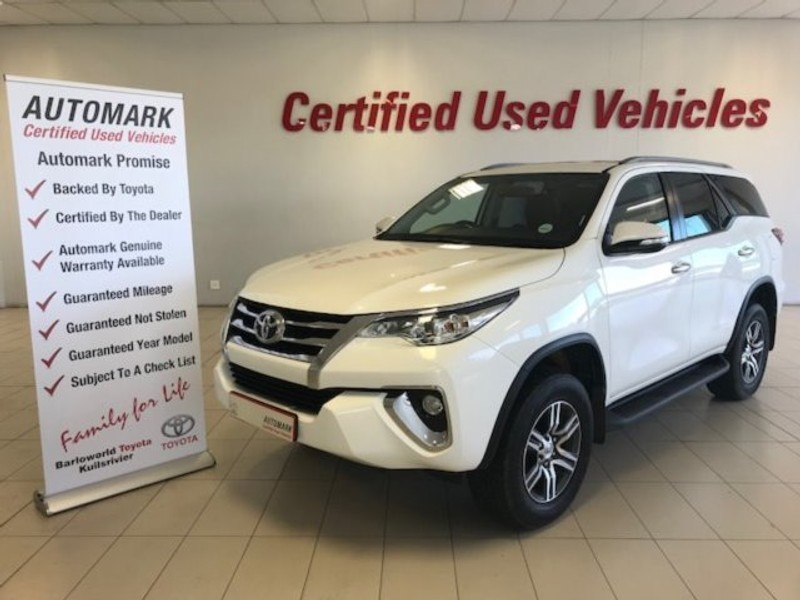 2018 Toyota Fortuner 2.4GD-6 RB Auto Western Cape Kuils River_0