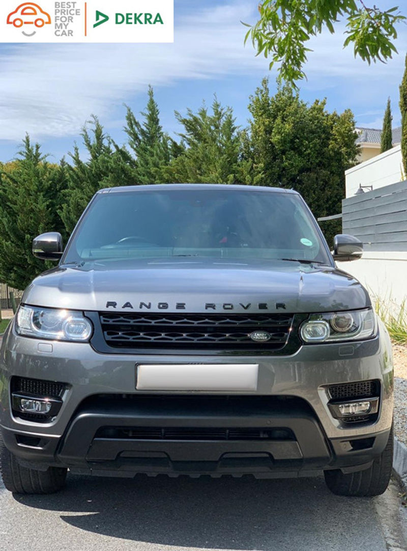 2017 Land Rover Range Rover Sport 3.0D HSE 225KW Western Cape Goodwood_0