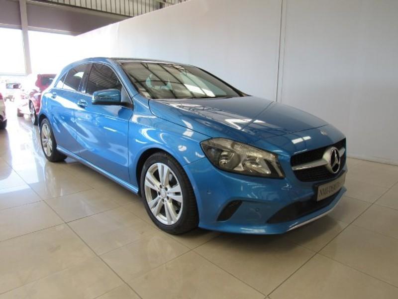 2016 Mercedes-Benz A-Class A 200d Urban Auto Mpumalanga Nelspruit_0