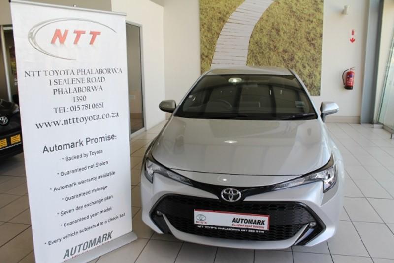 2019 Toyota Corolla 1.2T XS CVT 5-Door Limpopo Phalaborwa_0