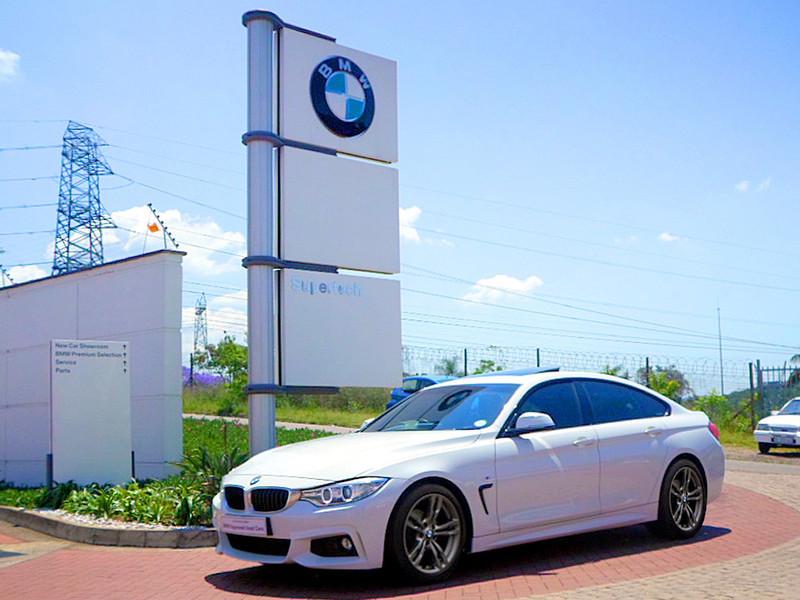 2018 BMW 4 Series 420i Gran Coupe M Sport Auto Kwazulu Natal Durban_0