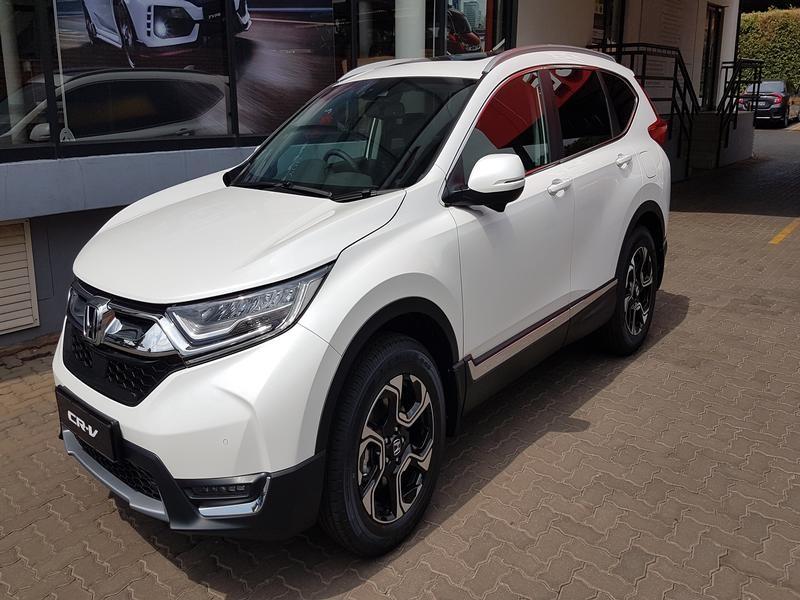 2019 Honda CR-V 1.5T Exclusive AWD CVT Gauteng Edenvale_0