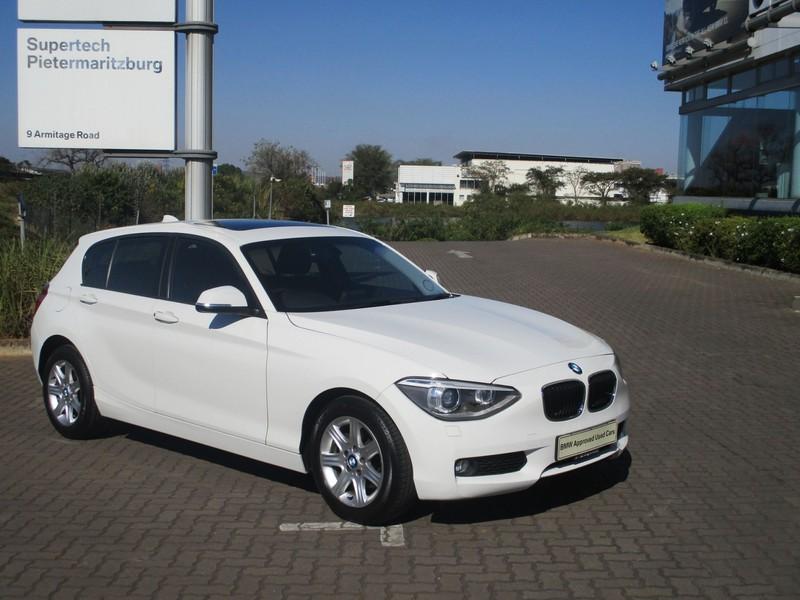 2014 BMW 1 Series 118i 5dr At f20  Kwazulu Natal Pietermaritzburg_0