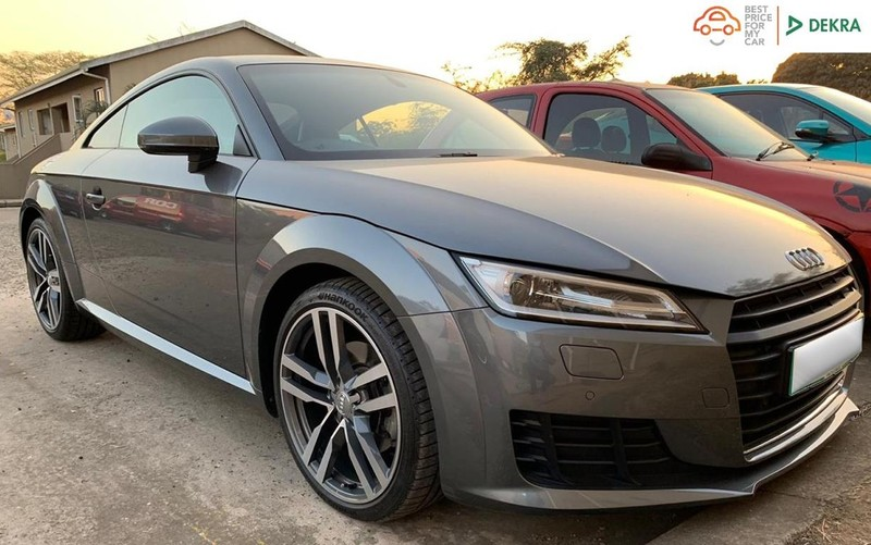 2016 Audi TT 2.0 TFSI Coupe S Tronic Western Cape Goodwood_0