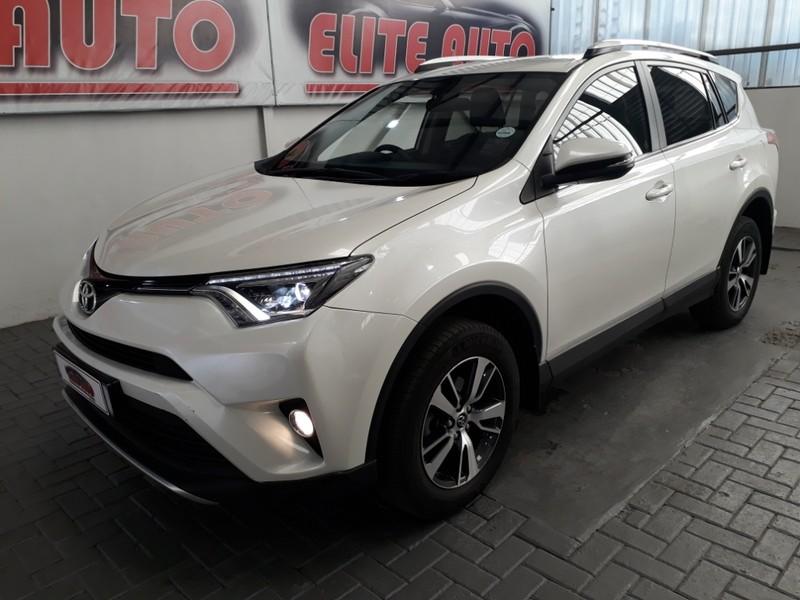 2016 Toyota Rav 4 2.0 GX Auto Gauteng Vereeniging_0