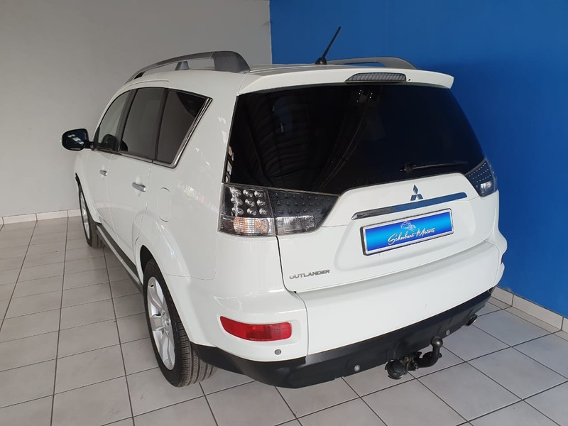 Used Mitsubishi Outlander 2 4 Gls A/t for sale in Gauteng
