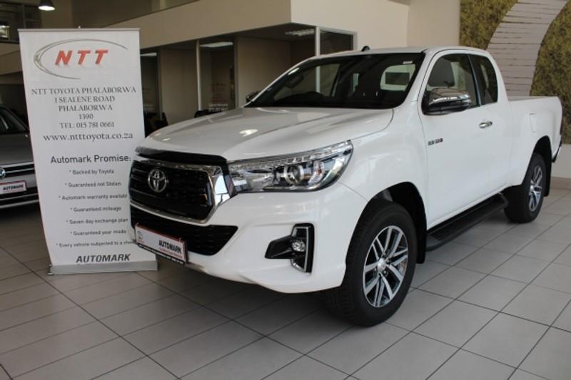 2019 Toyota Hilux 2.8 GD-6 RB Raider 4X4 Auto PU ECAB Limpopo Phalaborwa_0