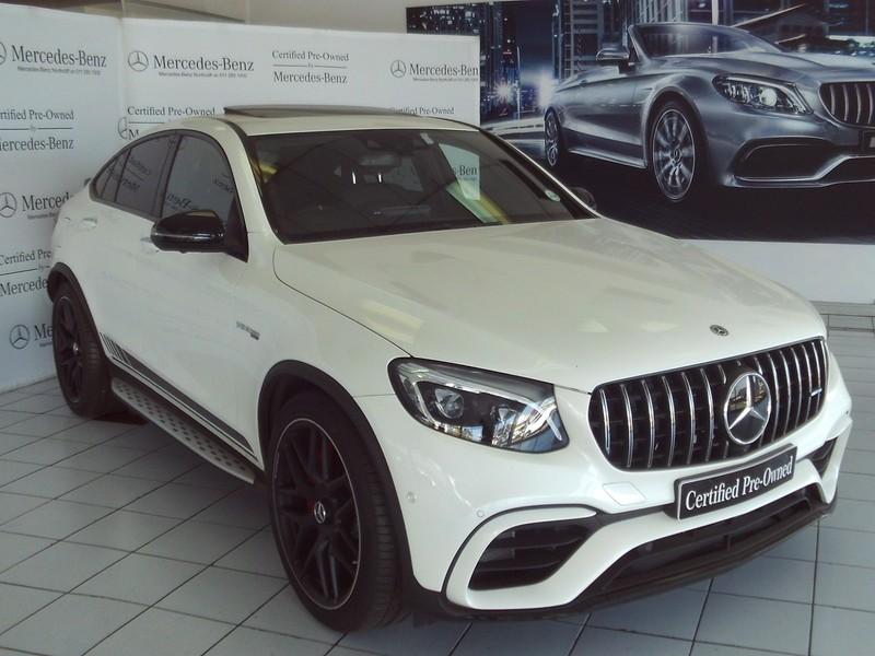 2019 Mercedes-Benz GLC GLC 63S Coupe 4MATIC Gauteng Randburg_0
