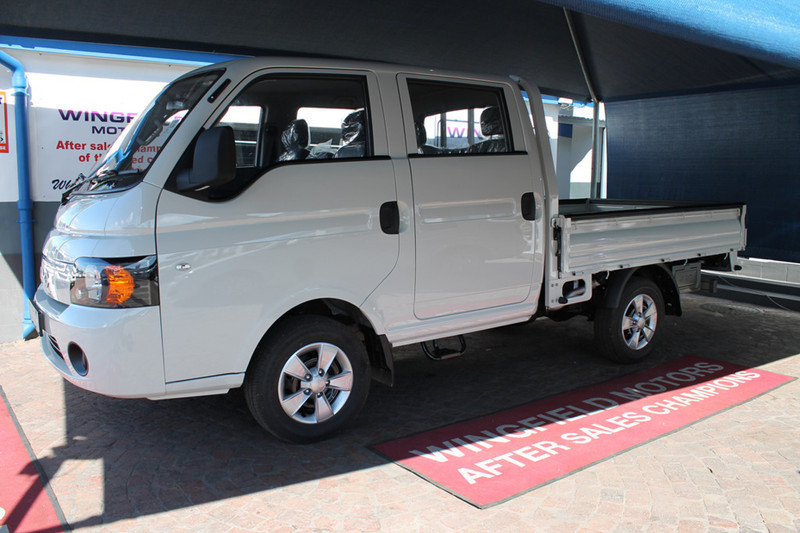 2019 JAC X200 2.8 TD DC DS ABS Aircon Western Cape Kuils River_0
