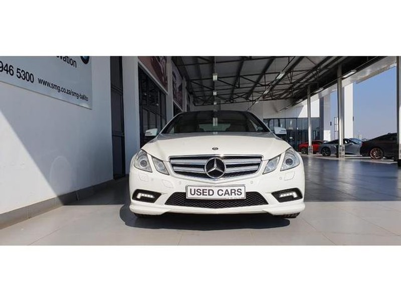 Used Mercedes Benz E Class E 350 Coupe For Sale In Kwazulu Natal