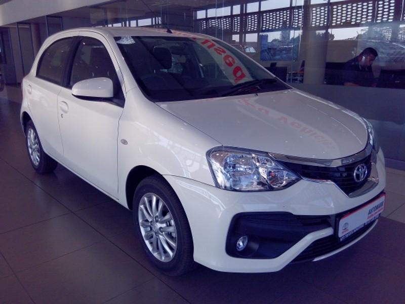 2019 Toyota Etios 1.5 Xs 5dr  Limpopo Mokopane_0