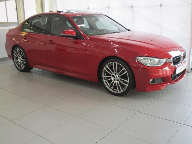 2013 BMW 3 Series 320i M Sport Line At f30  Kwazulu Natal_0