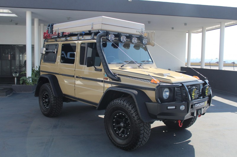 Used Mercedes-Benz G-Class G300 Cdi Professional for sale in