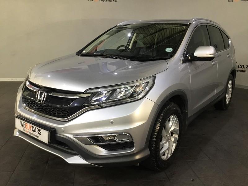 2015 Honda CR-V 2.0 Elegance Western Cape Cape Town_0
