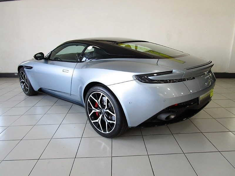 Used Aston Martin DB11 5 2 V12 Coupe Touchtronic for sale in