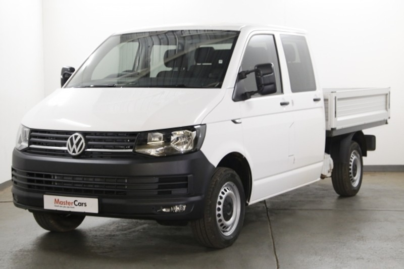 2019 Volkswagen Transporter T6 2.0TDi 75KW LWB PU SC North West Province Potchefstroom_0