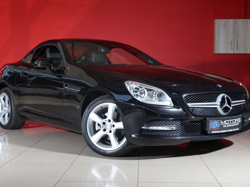 2013 Mercedes-Benz SLK-Class 200 Auto North West Province Klerksdorp_0
