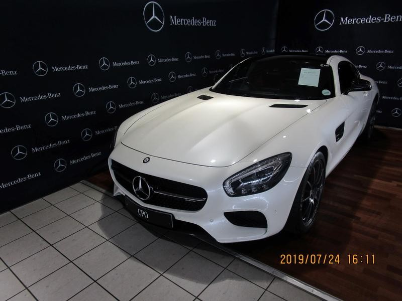 2015 Mercedes-Benz AMG GT S 4.0 V8 Coupe Western Cape Cape Town_0