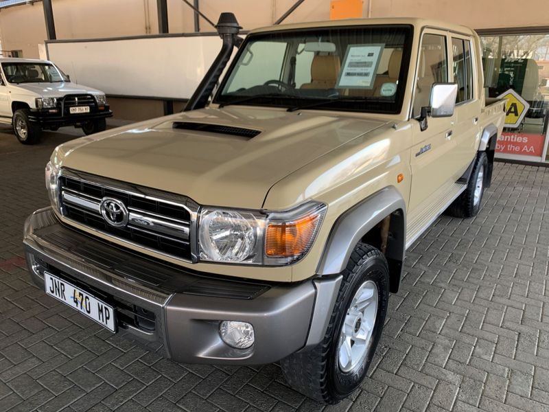 2018 Toyota Land Cruiser V8 Mpumalanga Secunda_0