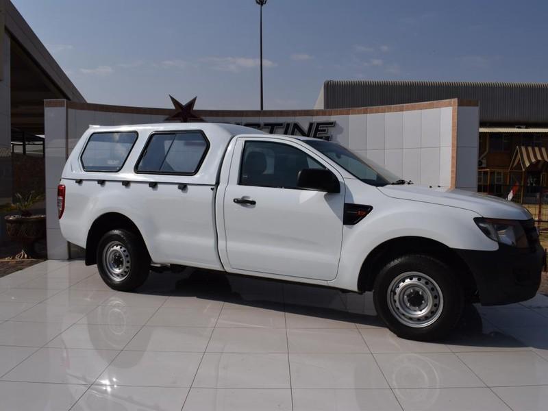 2013 Ford Ranger 2.5i Pu Sc  Gauteng De Deur_0