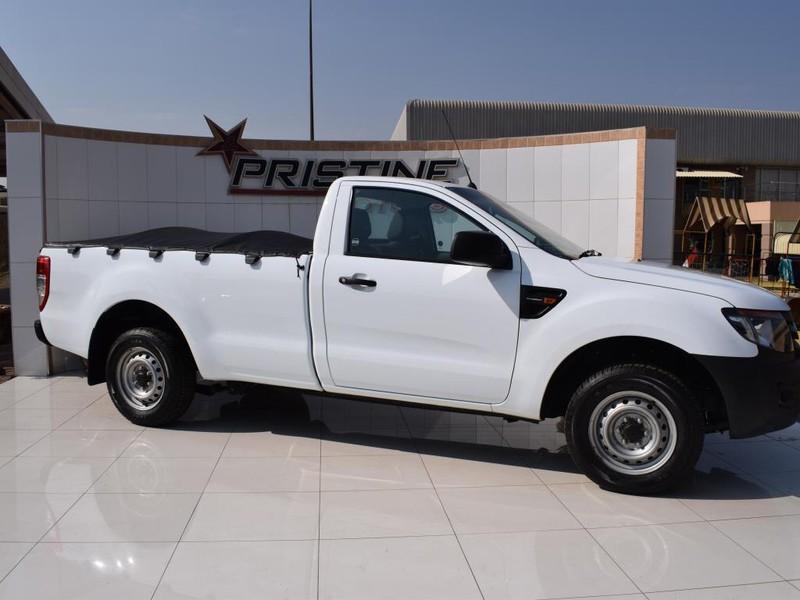 2015 Ford Ranger 2.5i Xl Pu Sc  Gauteng De Deur_0