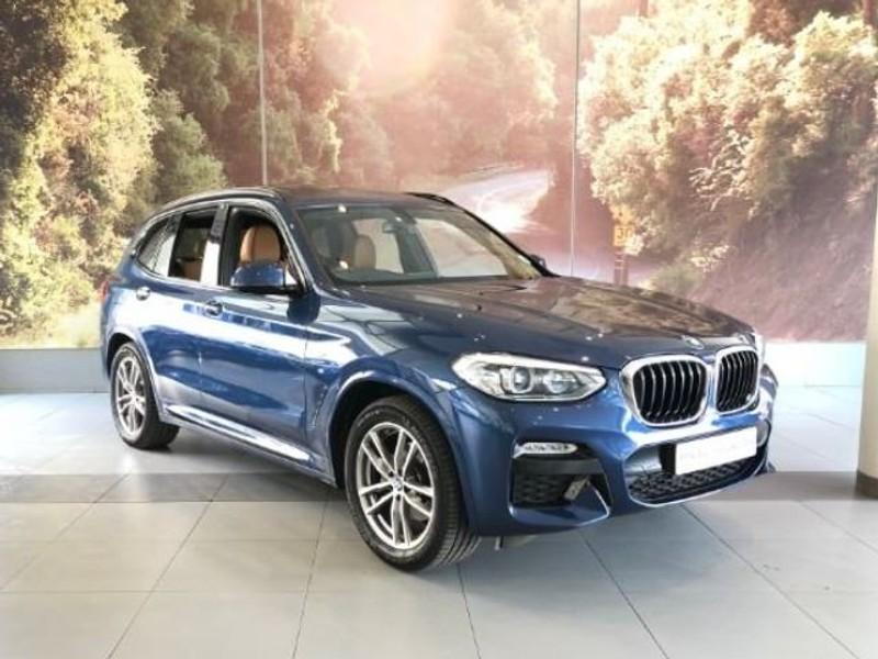 2018 BMW X3 xDRIVE 20d M-Sport G01 Gauteng Pretoria_0