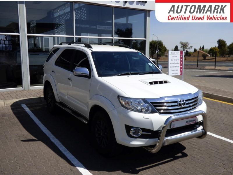 2015 Toyota Fortuner 3.0d-4d 4x4 At  Mpumalanga Secunda_0