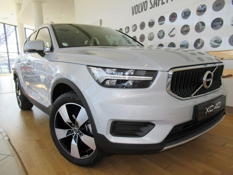 Used Volvo XC40 T3 Momentum Geartronic for sale in Gauteng