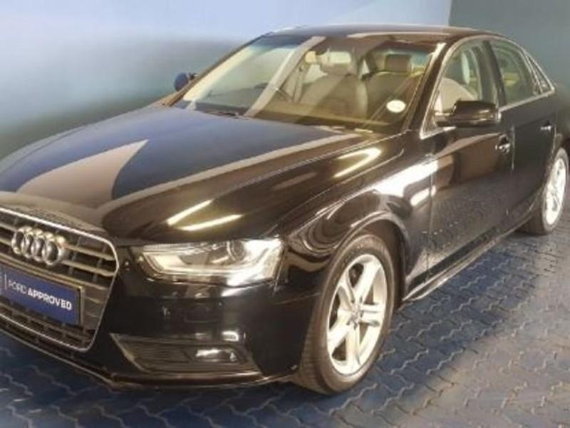 2013 Audi A4 1.8t Se  Gauteng Alberton_0