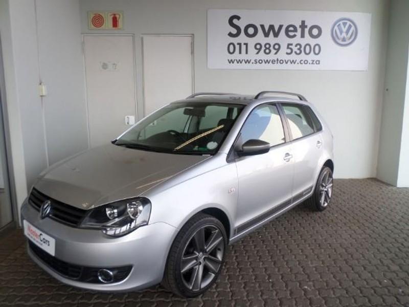 2015 Volkswagen Polo Vivo GP 1.6 MAXX 5-Door Gauteng Soweto_0