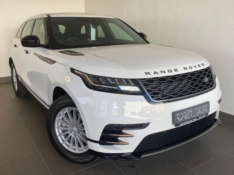 2019 Land Rover Velar 2.0D Gauteng Johannesburg_0