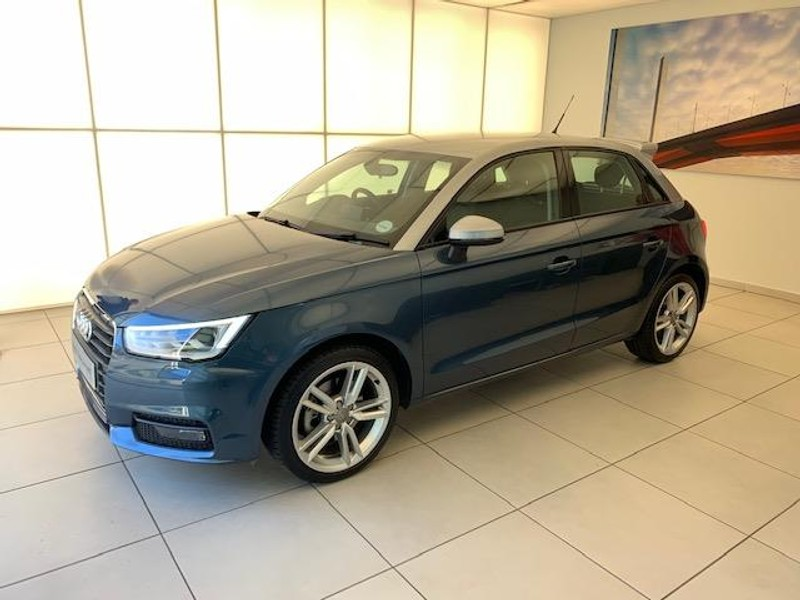Used Audi A1 Sportback 1 4t Fsi Se S Tronic For Sale In Western Cape