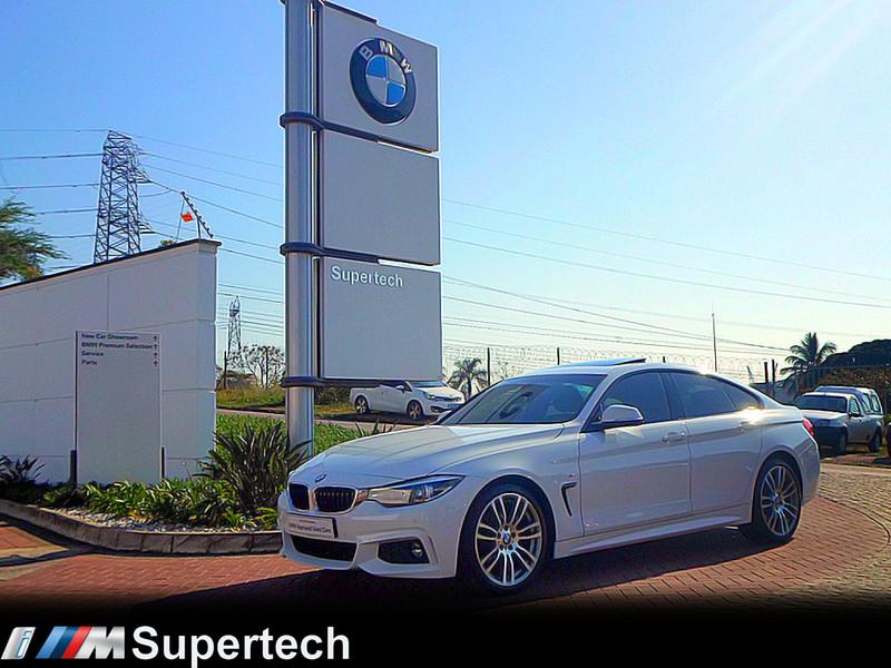 2018 BMW 4 Series 420i Gran Coupe M Sport Plus Auto F36 Kwazulu Natal Durban_0