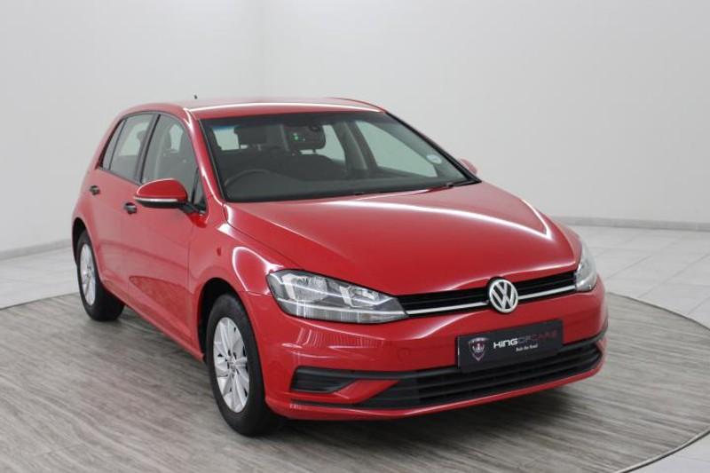 2018 Volkswagen Golf VII 1.0 TSI Trendline Gauteng Boksburg_0