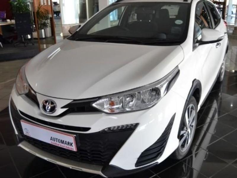 2019 Toyota Yaris 1.5 Cross 5-Door Western Cape Tygervalley_0
